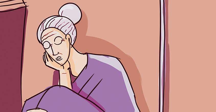 Woman Caricature