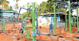Open gymnasiums to come up in Malappuram next month