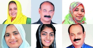 Six of a family enter the poll fray in Perinthalmanna