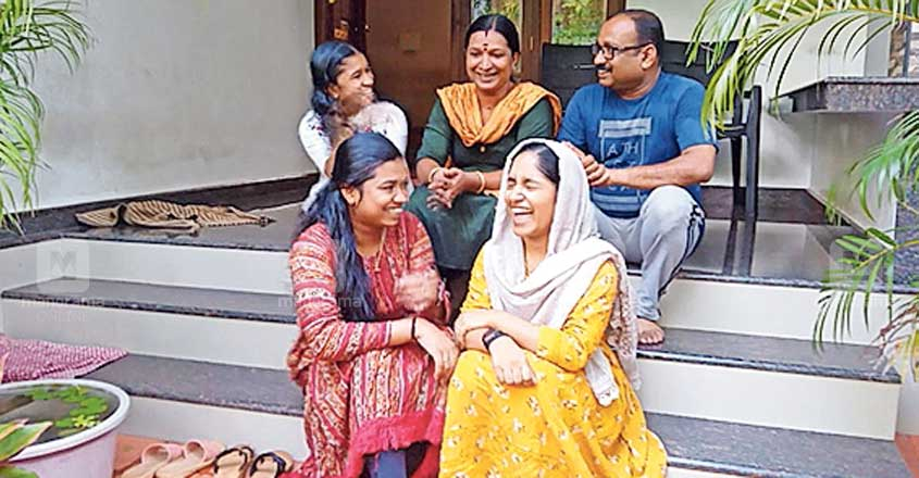 Lakshadweep student feels at home with classmate's family during lockdown