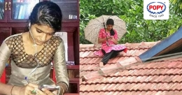 After photo of rooftop student goes viral, Namitha gets high-speed connectivity