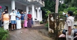 No action against Malappuram cop for salute to Karipur rescue op volunteers