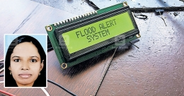 Alarm developed by student might be handy during floods, quakes