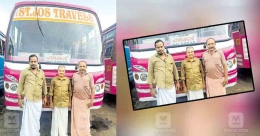 Agile bus crew overcomes Kuthiran jam to save a life