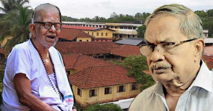 After MT, Akkitham brings Jnanpith honour for Kumaranellur school