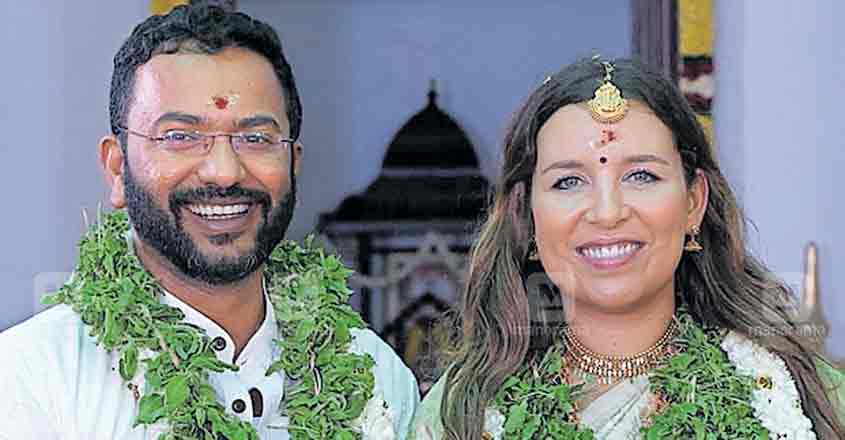 Palakkad native gets Portuguese bride as cupid blooms on Instagram