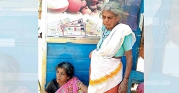 Homeless mother & daughter, who travel 50km to sleep, get govt's aid offer