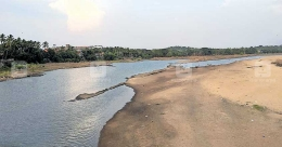 Stern measures announced against polluting Bharatapuzha