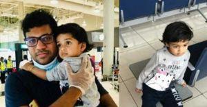 Toddler Ayesha killed in Karipur plane crash, mother survives