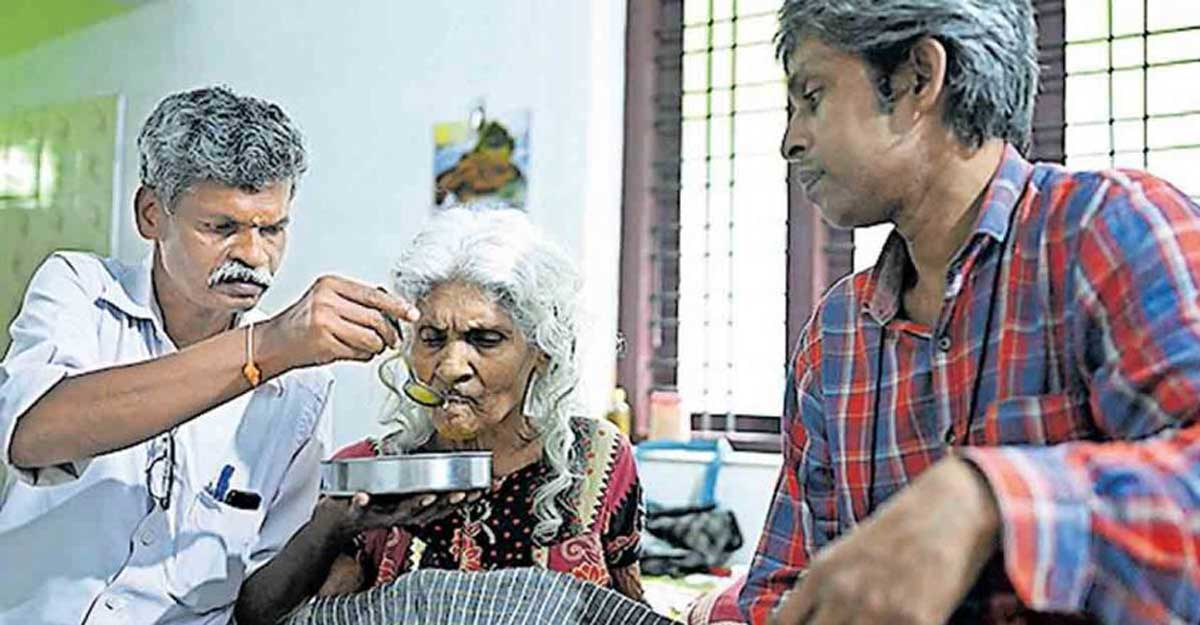 Panchayat member turns caregiver for ailing mother, son