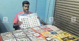 Rare collector has a trove of Gandhi memorabilia