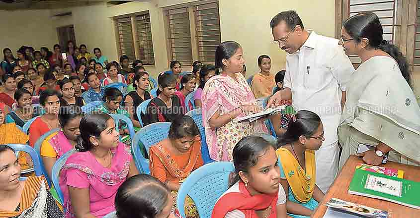 Learn from these Odisha women how to learn Malayalam