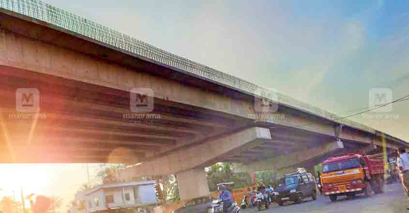 Chackai flyover may be opened next month