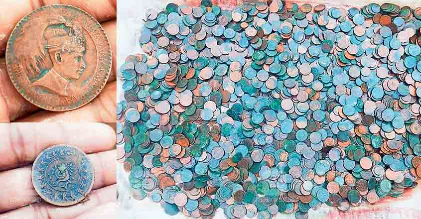 Pot of antique coins found in plot owned by Rs 6 crore-lottery winner