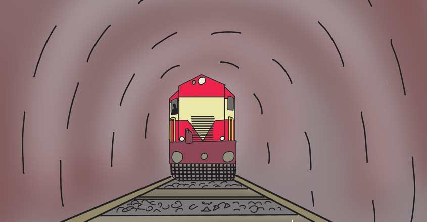 Vizhinjam line to be 2nd longest underground rail link in India