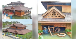 Five months after renovation, KTDC's floating restaurant 'Flotilla' collapses