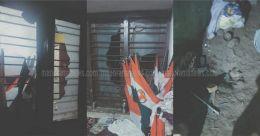 Congress leader's house attacked in Thiruvananthapuram