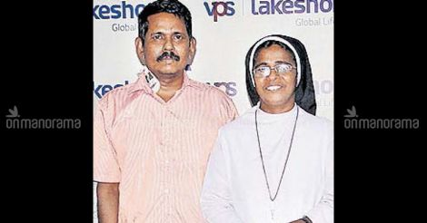 Marking silver jubilee of nunhood, Sister Rose donates kidney to stranger