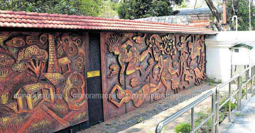 Why politicos fear this massive wall in Thrissur