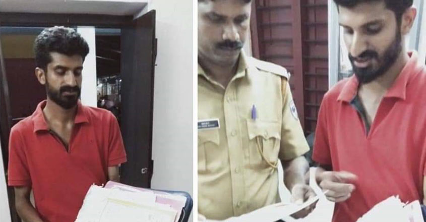 Lost and found! Hotel boy gets back missing bag as media lend a hand