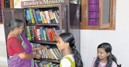 Home libraries opening new vistas for a Thrissur village