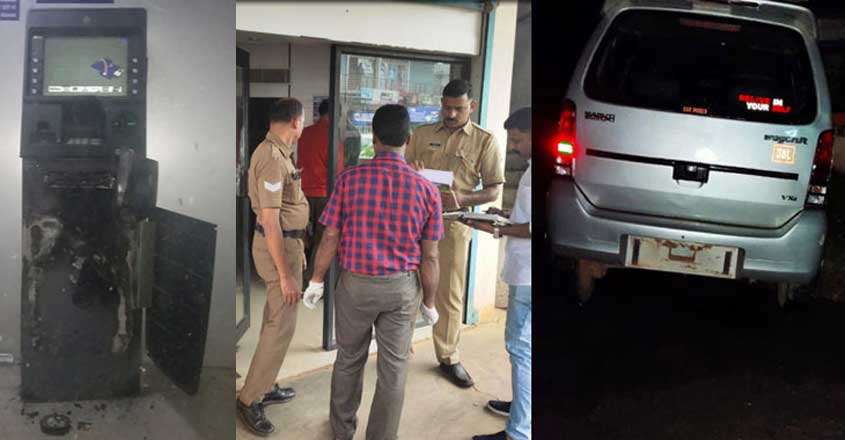 Child's cries spoil duo's bid to rob ATM in Thrissur