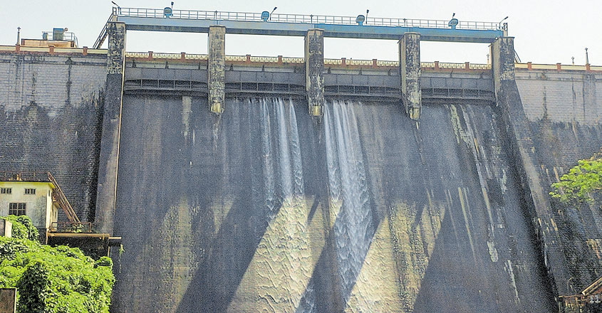 Thrissur's Peechi Dam continues in a dilapidated state