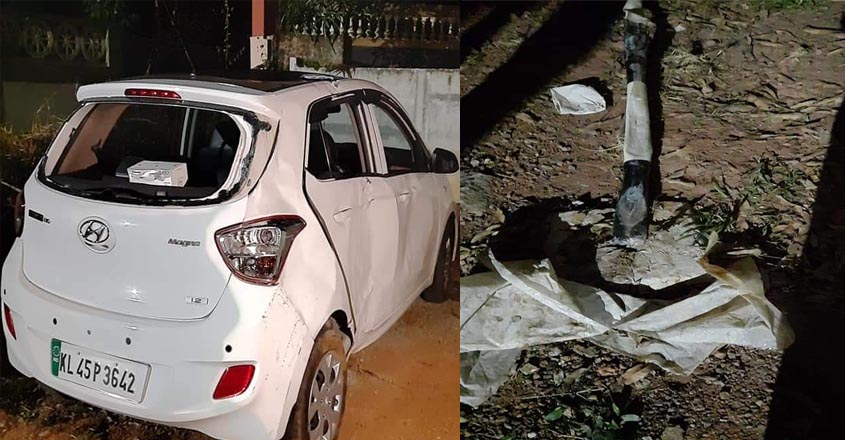 Father, daughter among 4 killed as car rams pedestrians near Thrissur