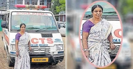 This Thrissur woman has saved lives of 15 road accident victims