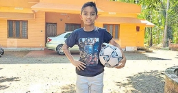 Keralite kid to play in Asia-Pacific Cup matches of Barca Academy