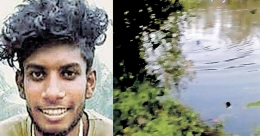 Youth drowns in river while fleeing from excise squad