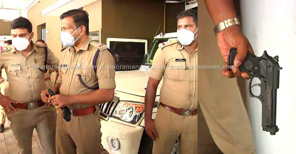Goons open fire at Thrissur shopkeeper for refusing to patch tyre