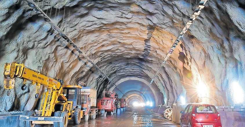 Thrissur Kuthiran Tunnel