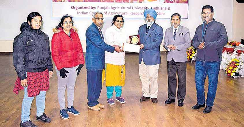 Banana Research Station in Thrissur adjudged best in India