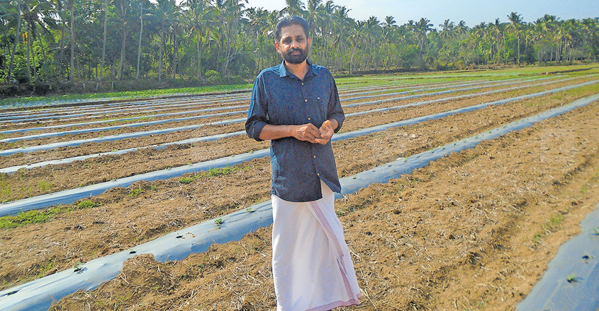 Note this award-winner's farming methods for a bumper harvest
