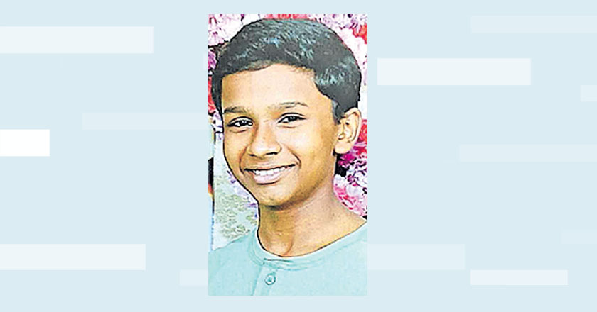 Class-9 student killed in freak accident in Thrissur