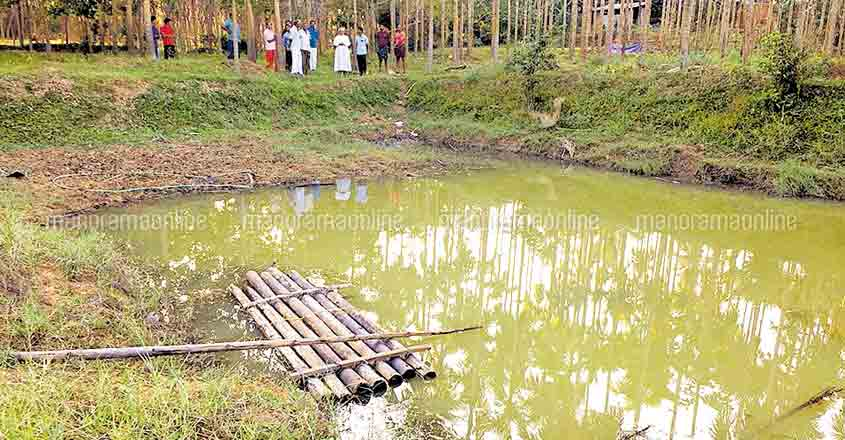Teen siblings drown as bamboo raft overturns