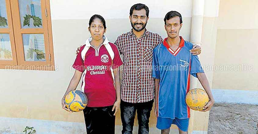 Two youngsters from Wayanad in Abu Dhabi for World Special Olympics