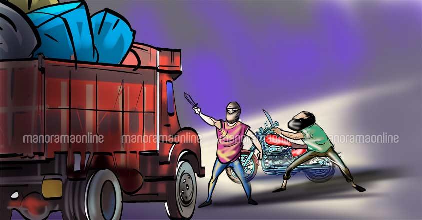 Beware of highway robbers on Kerala-Karnataka border