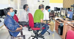 Experts in Wayanad guide rare surgery on pup in Malaysia with telemedicine