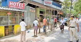 Liquor 'dissolves' inter-state border in Wayanad
