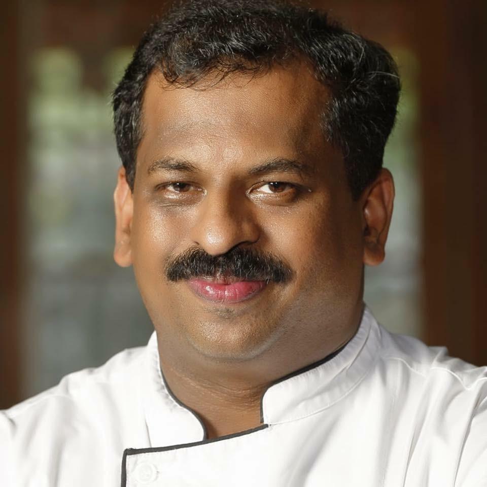 Suresh Pillai , Corporate Chef, The Raviz Hotels