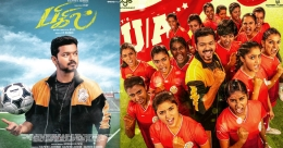 Bigil review: Vijay's Diwali cracker laced with sport, action and drama