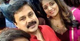 Dileep, Kavya spotted again at a wedding!