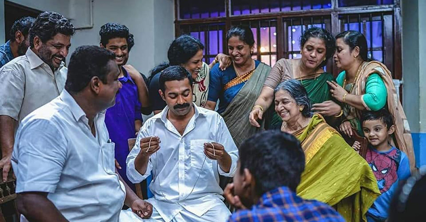 Asif Ali's 'Kettiyolaanu ente Malakha' review: A touching and thought-provoking family movie