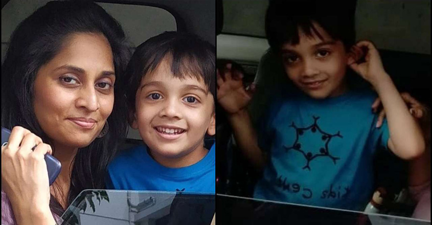 shalini-with-son