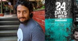 From Merchant Navy officer to actor: Adith on how '24 Days' changed his life