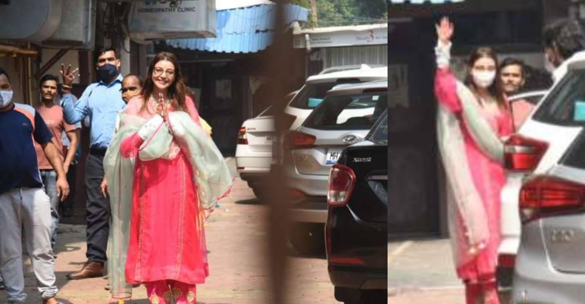 kajal-leaves-for-wedding-venue