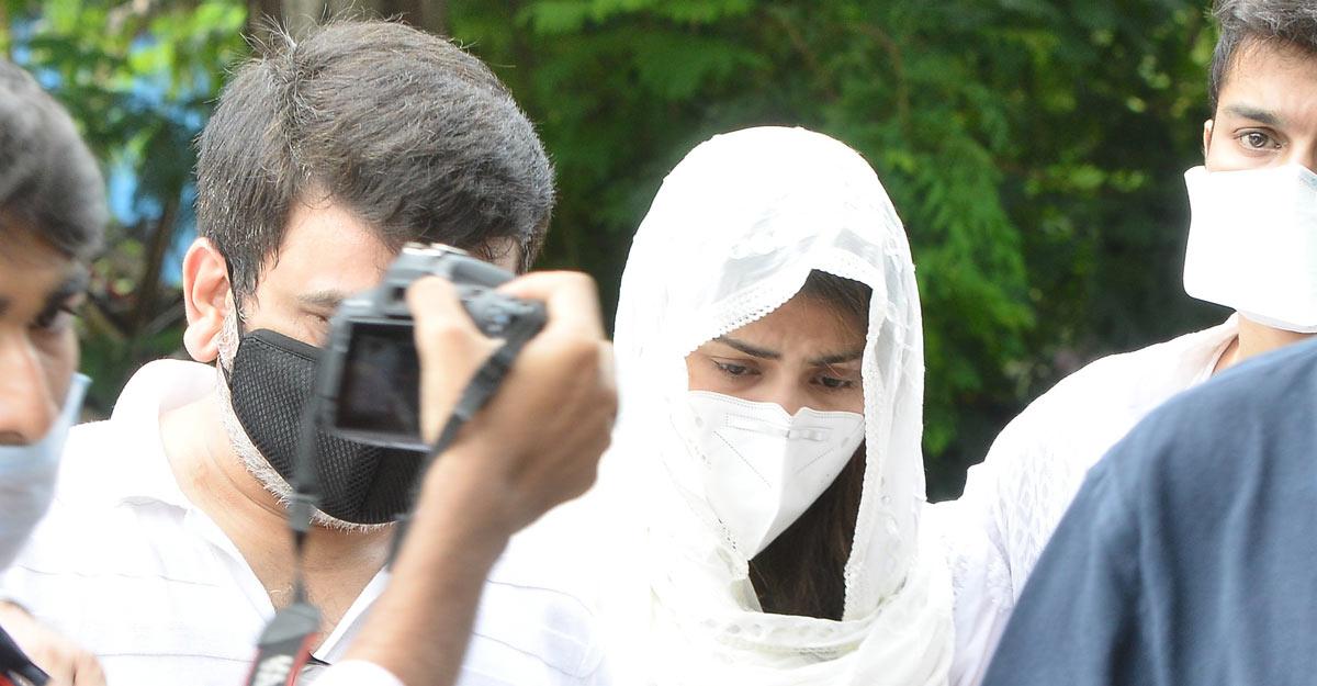 Sushant Singh Rajput didn't speak to Rhea from June 5-14 on phone'