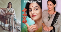 Vidya Balan on freedom of expression, gender dynamics, OTT and Shakuntala Devi biopic
